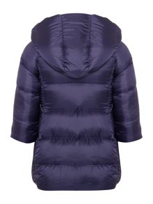 Polo Ralph Lauren Girls Down Padded Coat With Hood
