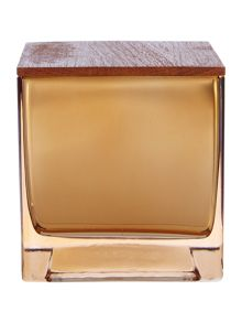 Luxury Hotel Collection Amber Large 4 wick Candle