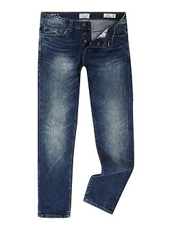 Weft Regular Fit Jeans
