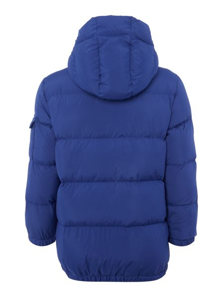 Polo Ralph Lauren Boys Padded Down Jacket With Hood