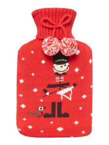 Dickins & Jones Drummer Boy Hot water Bottle