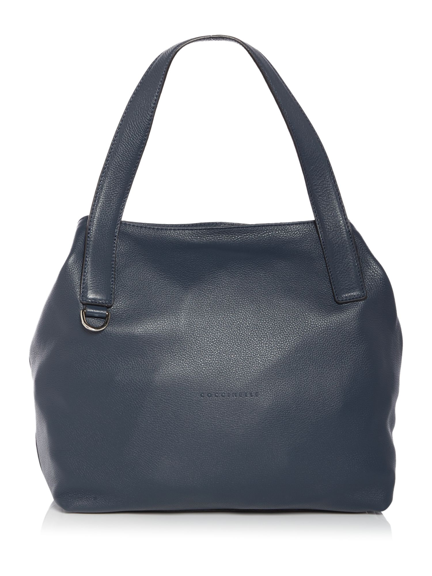 Coccinelle Coccinelle Mila Navy Hobo Bag, Navy