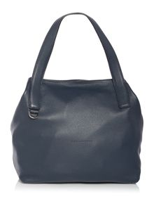 Coccinelle Mila Navy Hobo Bag