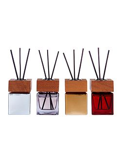 Mini diffuser set of 4