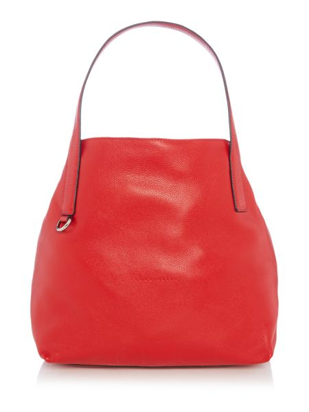 Coccinelle Mila Red Hobo Bag