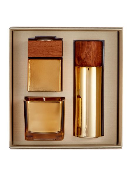Luxury Hotel Collection Amber Gift Set