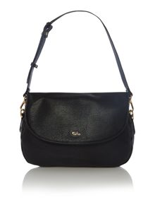 Tula Alpine originals black medium shoulder bag