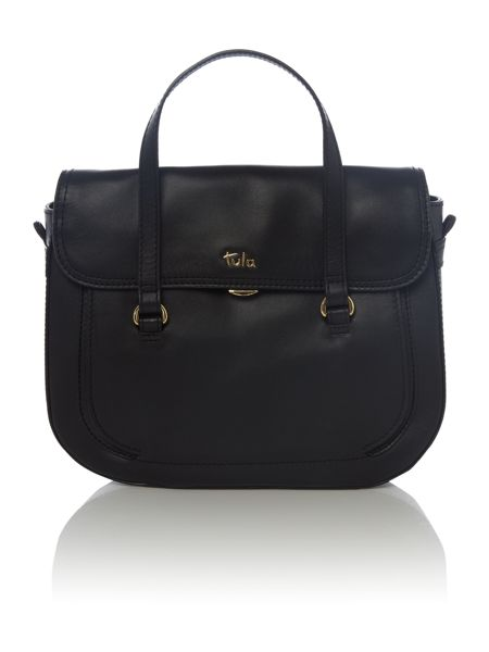 Tula Bella black medium multiway bag
