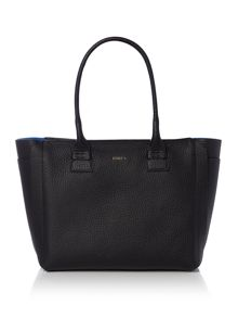 Furla Carpriccio black medium tote bag