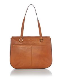 Tula Bella tan medium tote bag