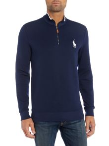 Polo Ralph Lauren Golf 1/2 zip tour sweat