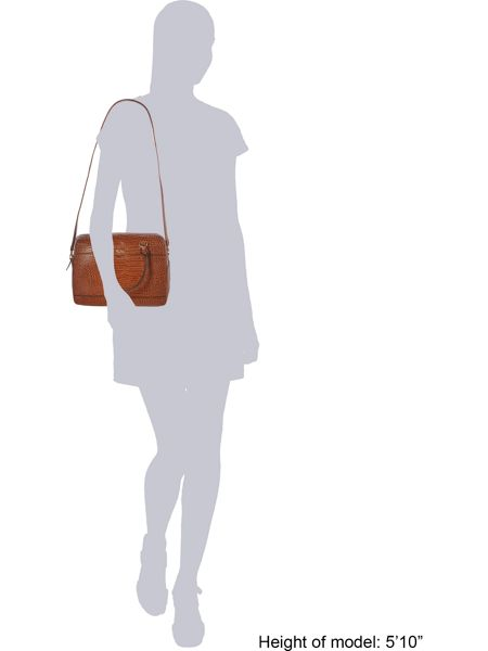 Tula Everglade tan medium tote bag