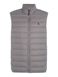 Polo Ralph Lauren Golf Packable down gilet