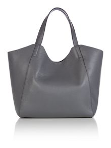 Coccinelle Perinre Grey Shoulder Tote