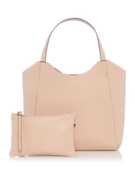 Coccinelle Perinre Neutral Shoulder Tote