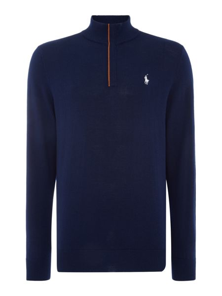 Polo Ralph Lauren Golf Merino half zip jumper