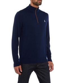 Polo Ralph Lauren Golf Merino half zip