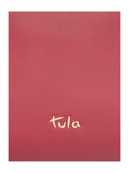 Tula Nappa originals burgundy medium shoulder bag