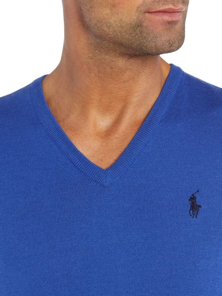 Polo Ralph Lauren Golf Merino v neck
