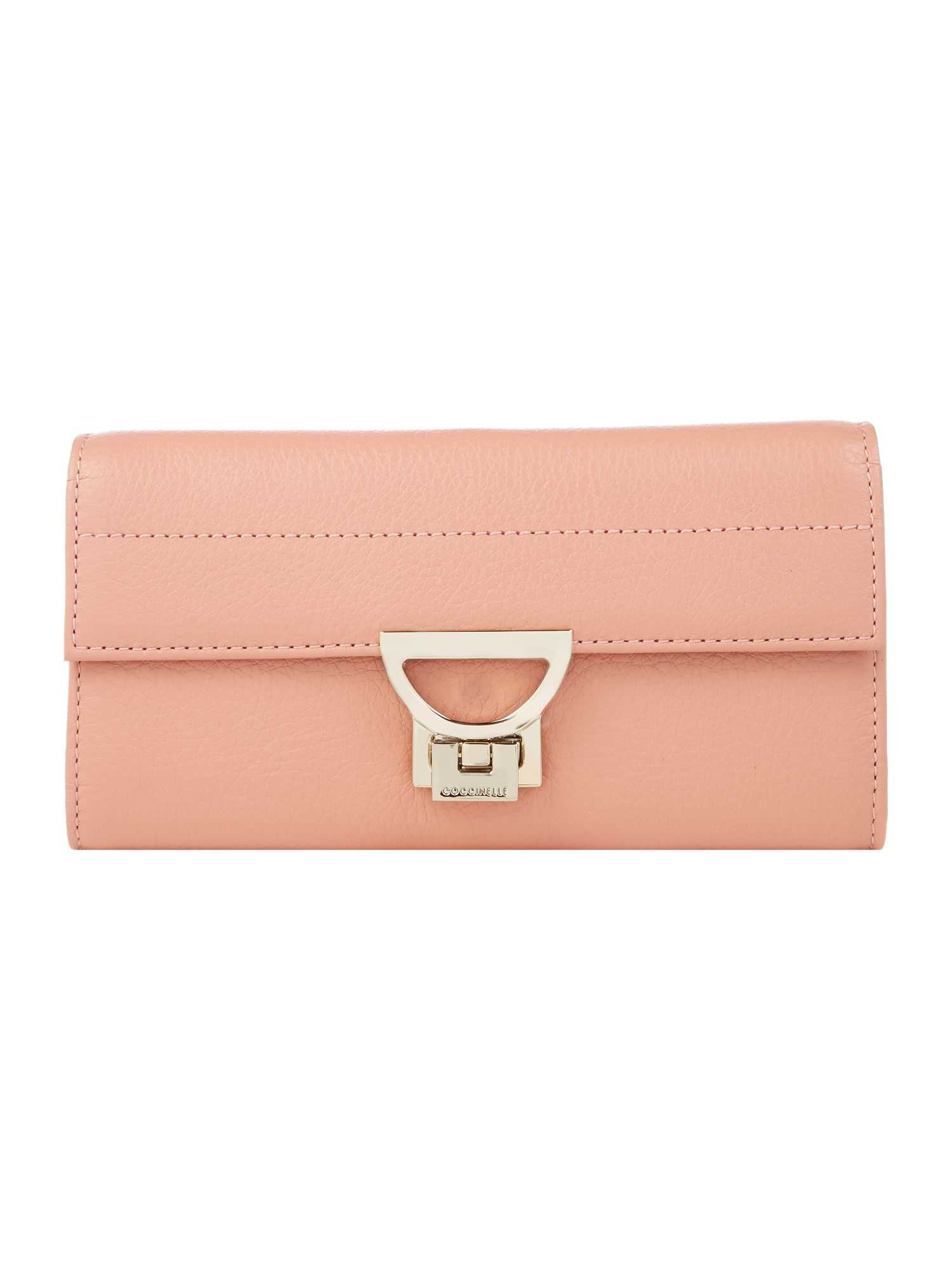 Coccinelle Coccinelle Arlettis Light Pink Flapover, Light Pink