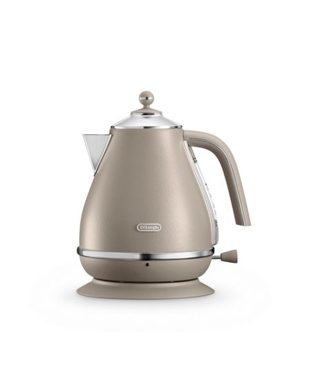 Delonghi Elements Desert Beige Kettle