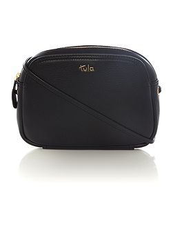 Nappa originals black small crossbody bag