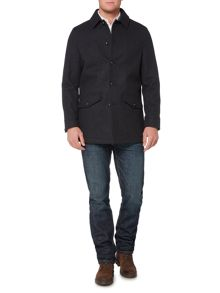 Howick Barrington Wool Coat