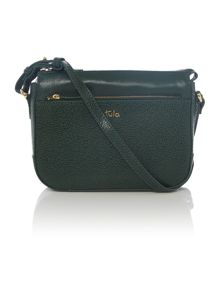 Tula Rye green medium crossbody bag