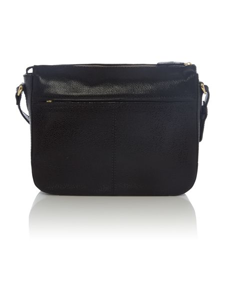 Tula Rye black medium shoulder bag