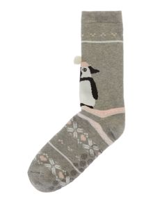 Therapy Penguin bed socks