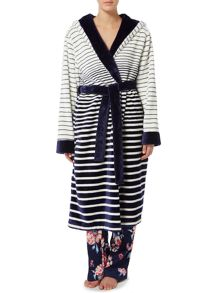 Dickins & Jones Graduated Stripe Robe