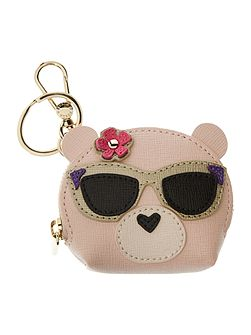 Allegra Light Pink Cat Keyring