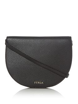 Club black pouch crossbody