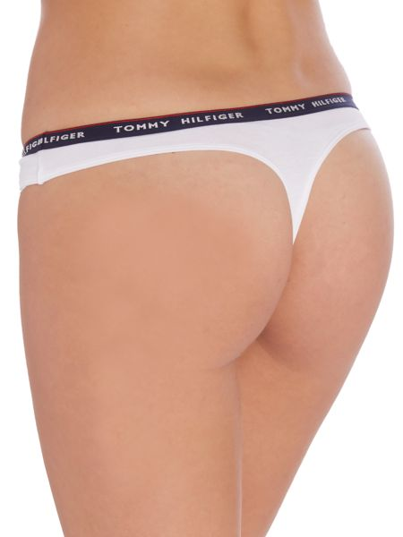 Tommy Hilfiger Boxed Lara 3 pack thong