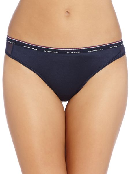 Tommy Hilfiger Stripe Micro Thong