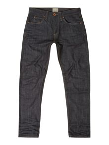Linea Aiden Slim Fit Dark Wash Jean