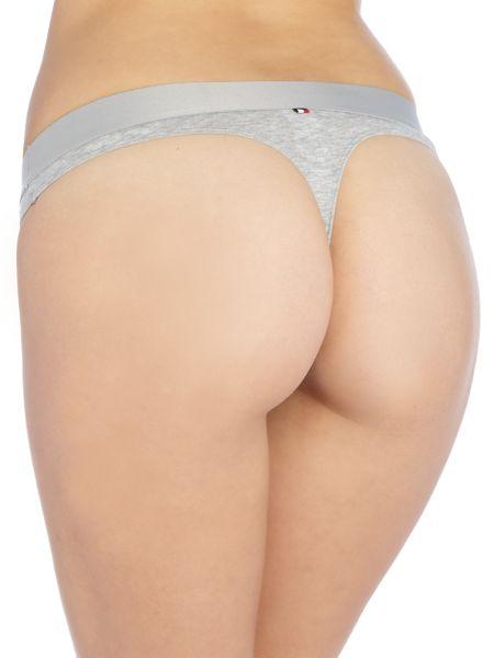 Tommy Hilfiger Bold cotton thong