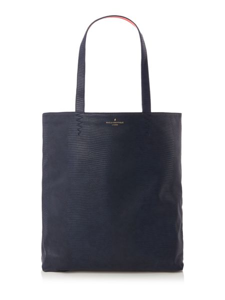 Paul's Boutique The Limehouse Collection Reversible Navy Tote