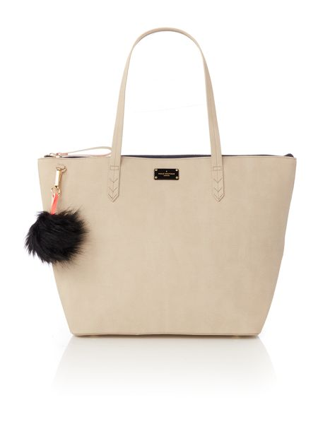 Paul's Boutique The limehouse collection navy/neutral tote bag