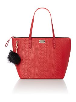The Limehouse Collection Red Tote