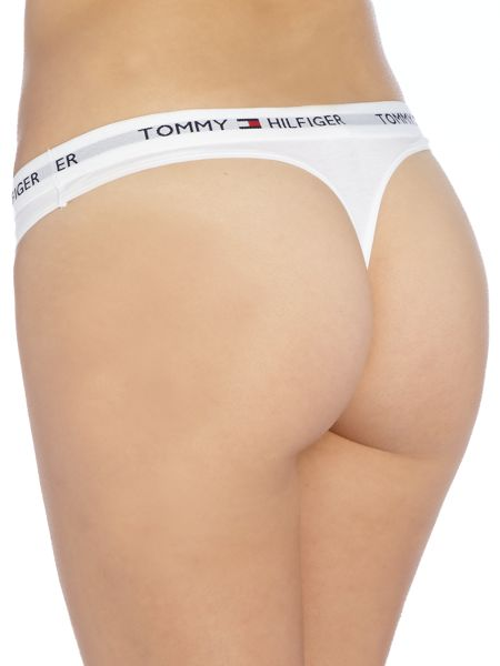 Tommy Hilfiger Iconic cotton thong
