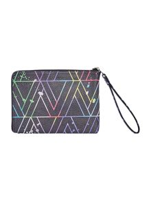 Paul's Boutique The Edmonton Collection Multi Reversible Pouch