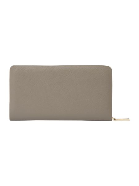 Paul's Boutique The Berwick Collection Taupe Zip Around