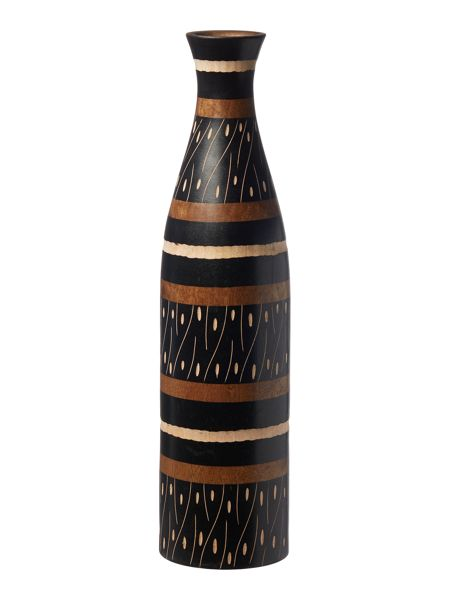 Linea Malawi slim bottle vase
