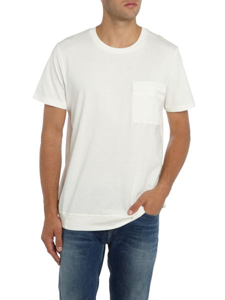 Jack & Jones Zip Pocket Crew Neck T-shirt