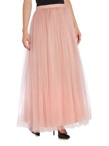 Little Mistress Full Maxi Skirt