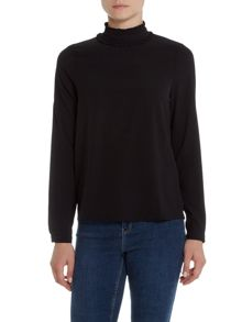 Vero Moda Long Sleeve High Neck Shirt
