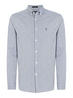 Royalton Birdseye Oxford Long Sleeve Shirt