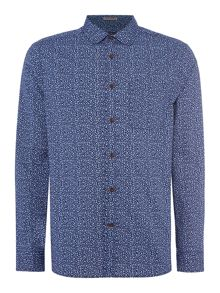 Howick Foxfield Print Long Sleeve Shirt