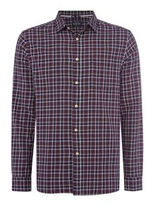Howick Columbia Check Long Sleeve Shirt